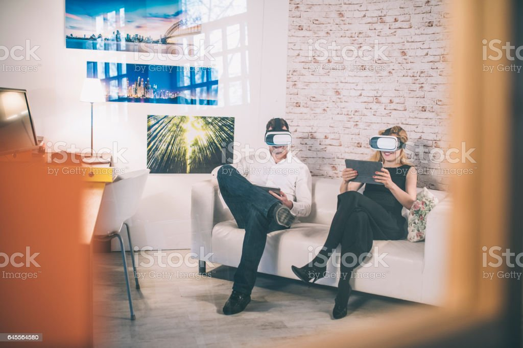 This new business strategy is amazing! stock photo