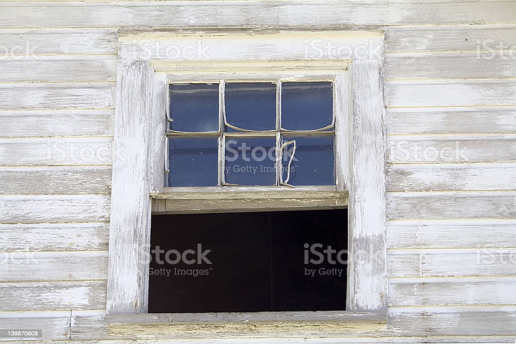 This Old House royalty-free stock photo