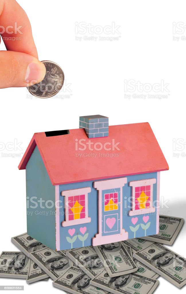This old house. stock photo