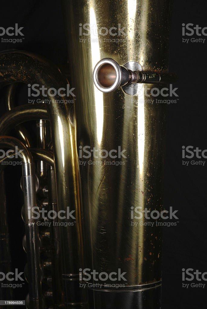 Este Olde Tuba foto royalty-free