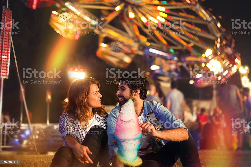 This remind me of childhood. stock photo
