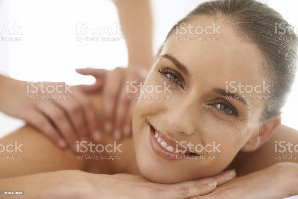 This spa is the best stock photo