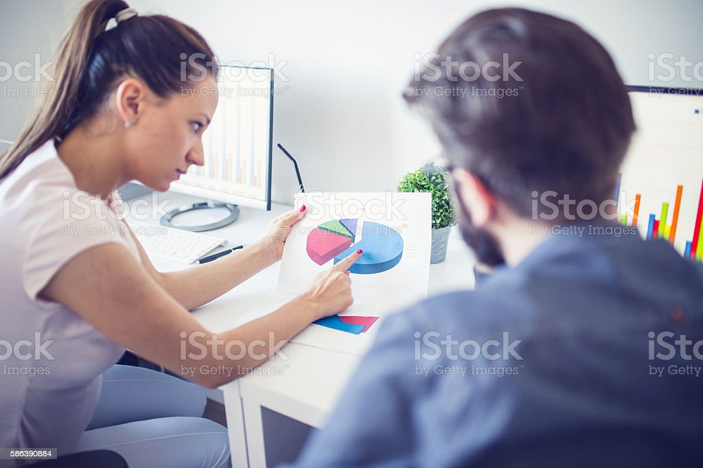This strategy is better stock photo