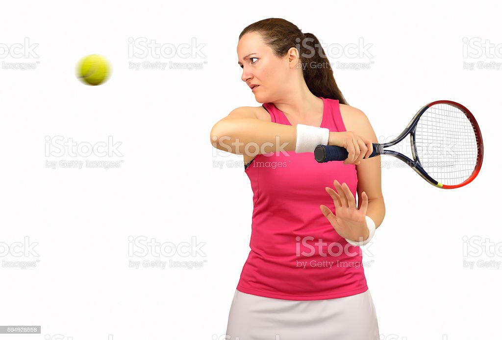 this tennis set is mine stock photo
