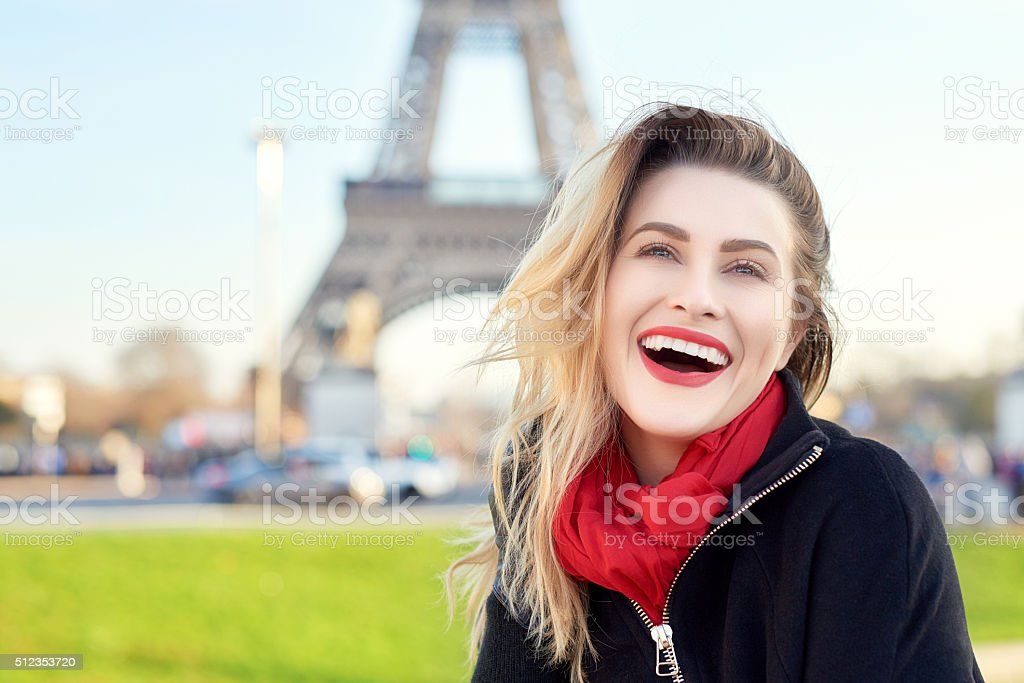 this vacation gives me happiness stock photo