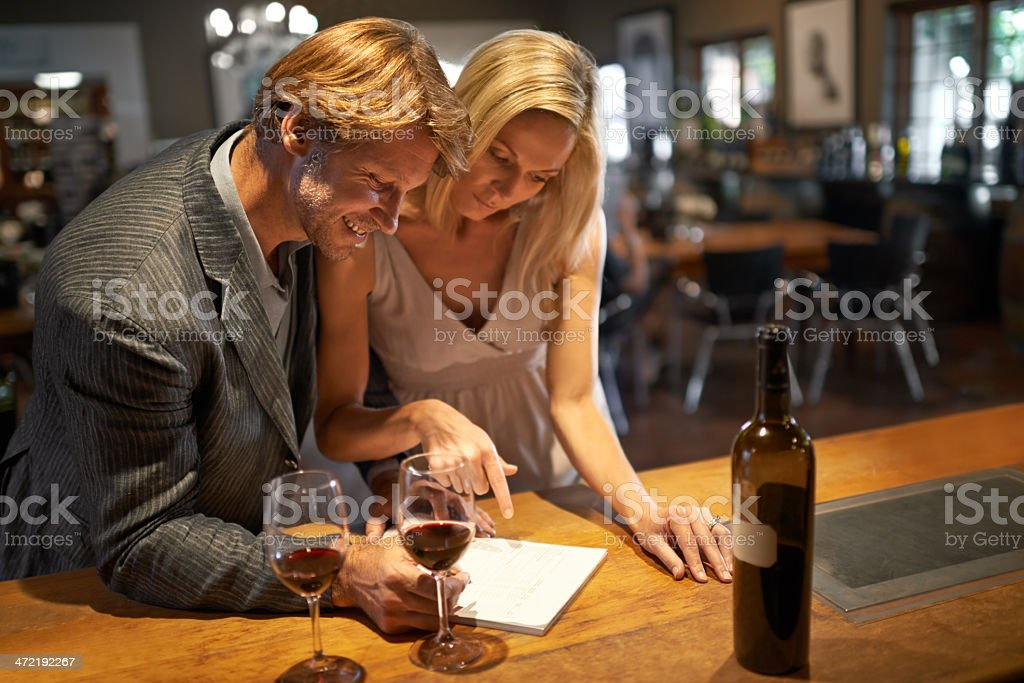 This was a good year stock photo