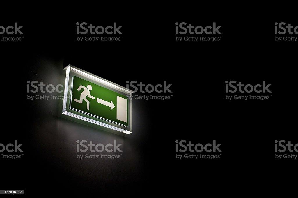 This way stock photo