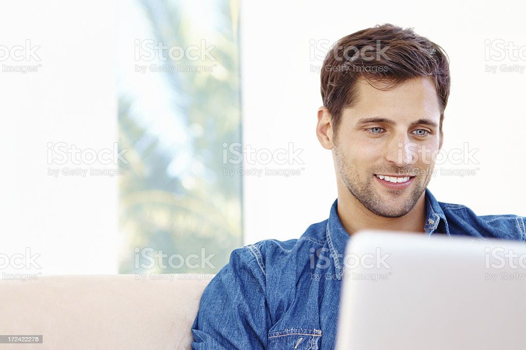 This website is totally engrossing royalty-free stock photo