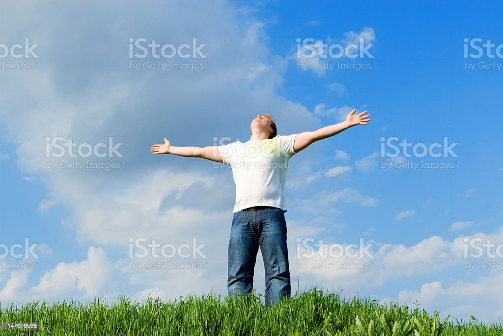 this world is my royalty-free stock photo