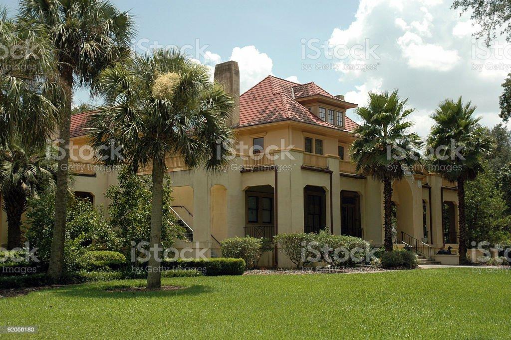 Thomas Center of Gainesville stock photo