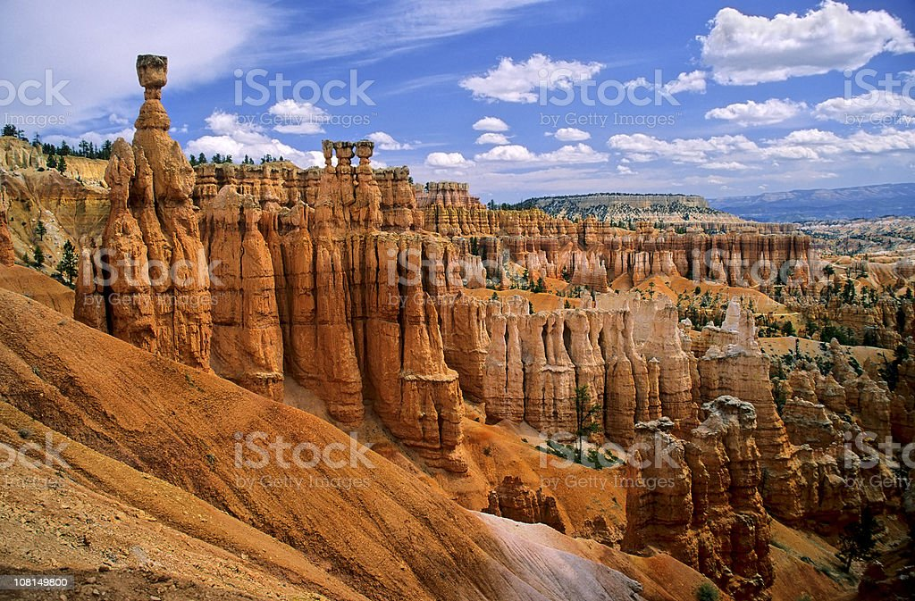 Thor's Hammer, Bryce Canyon royalty-free stock photo