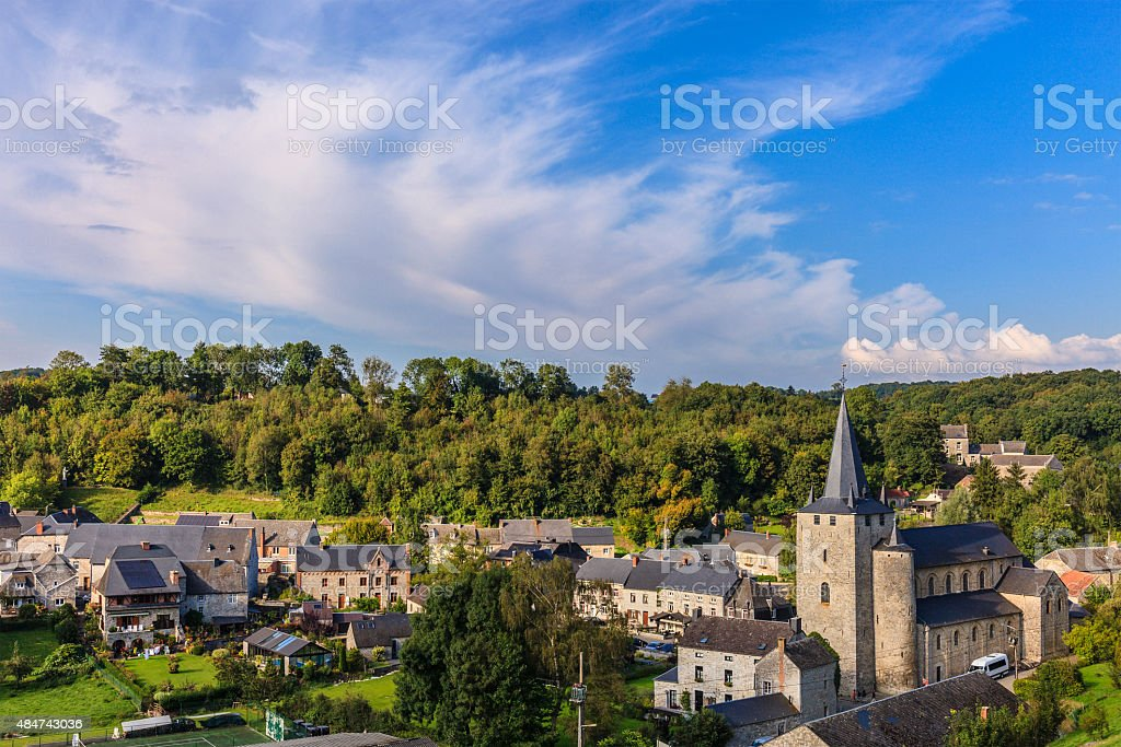 Celles, Belgium stock photo