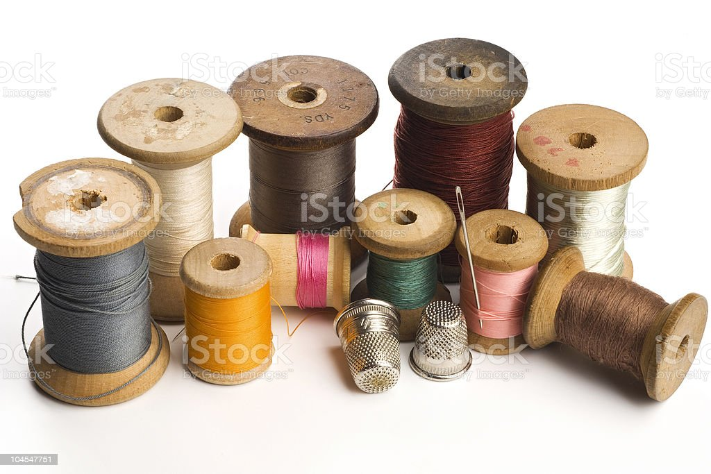 thread stock photo