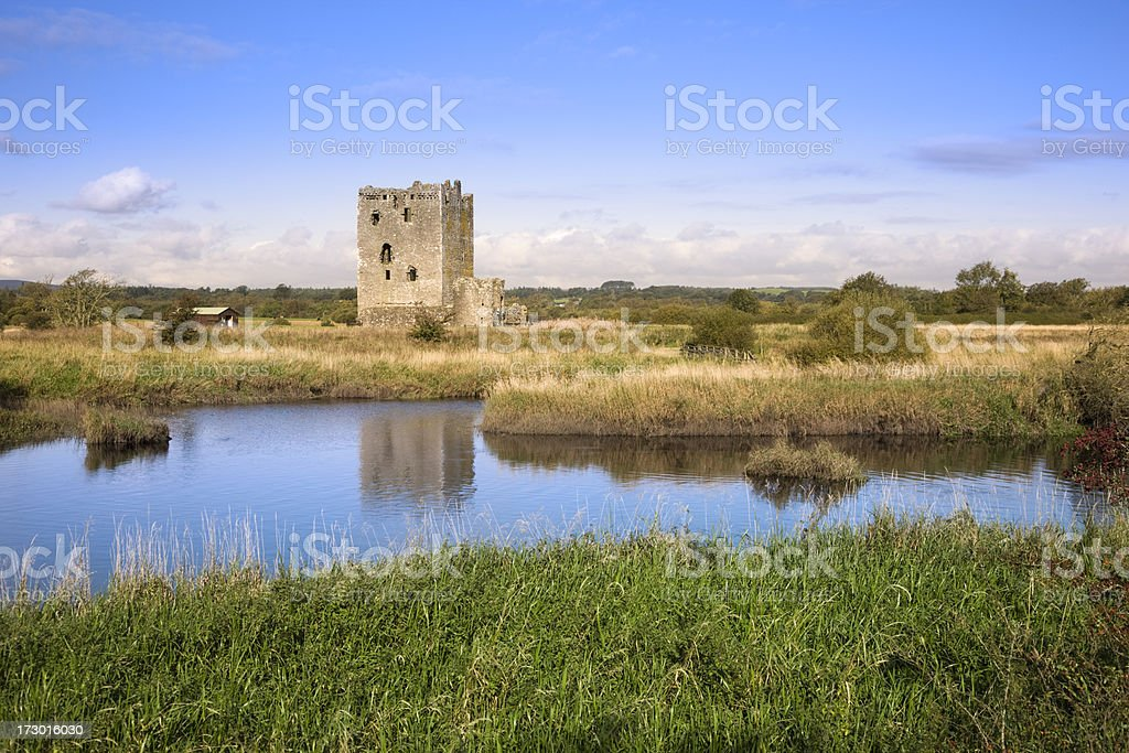 Threave Castle royalty-free stock photo