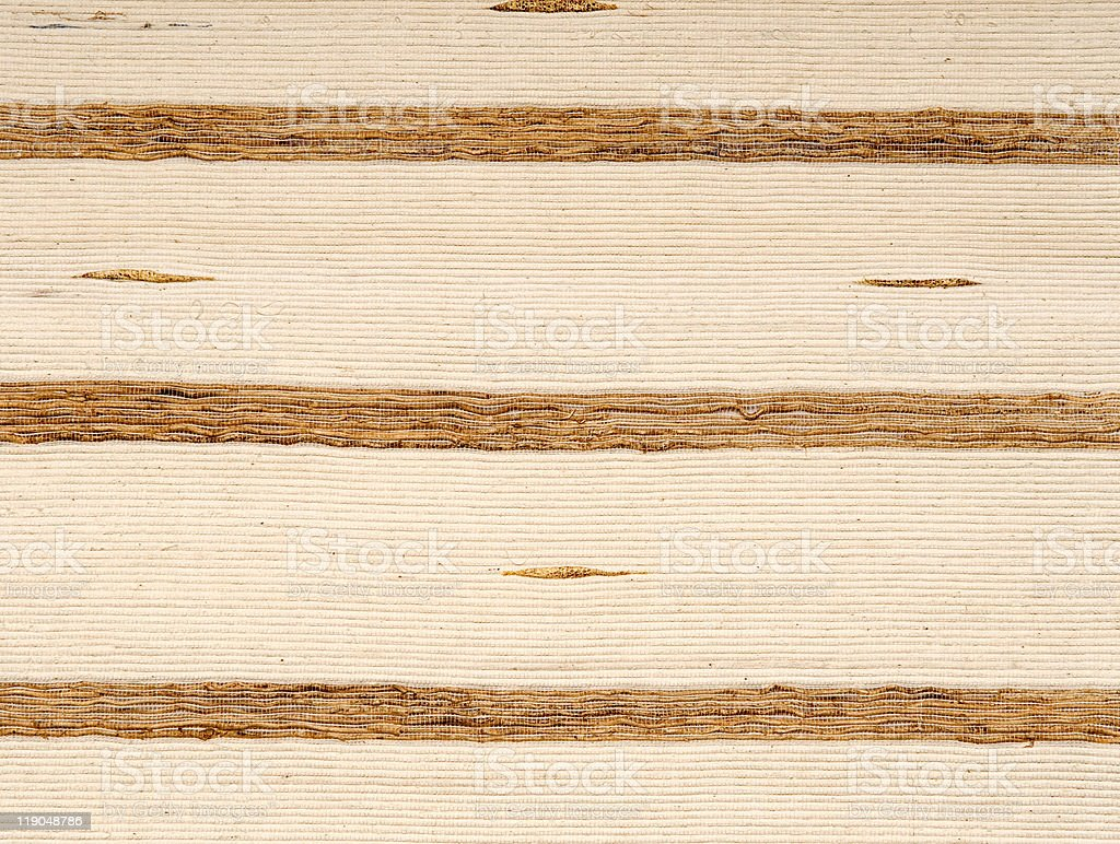 Three Horizontal Stripes Textile Pattern royalty-free stock photo