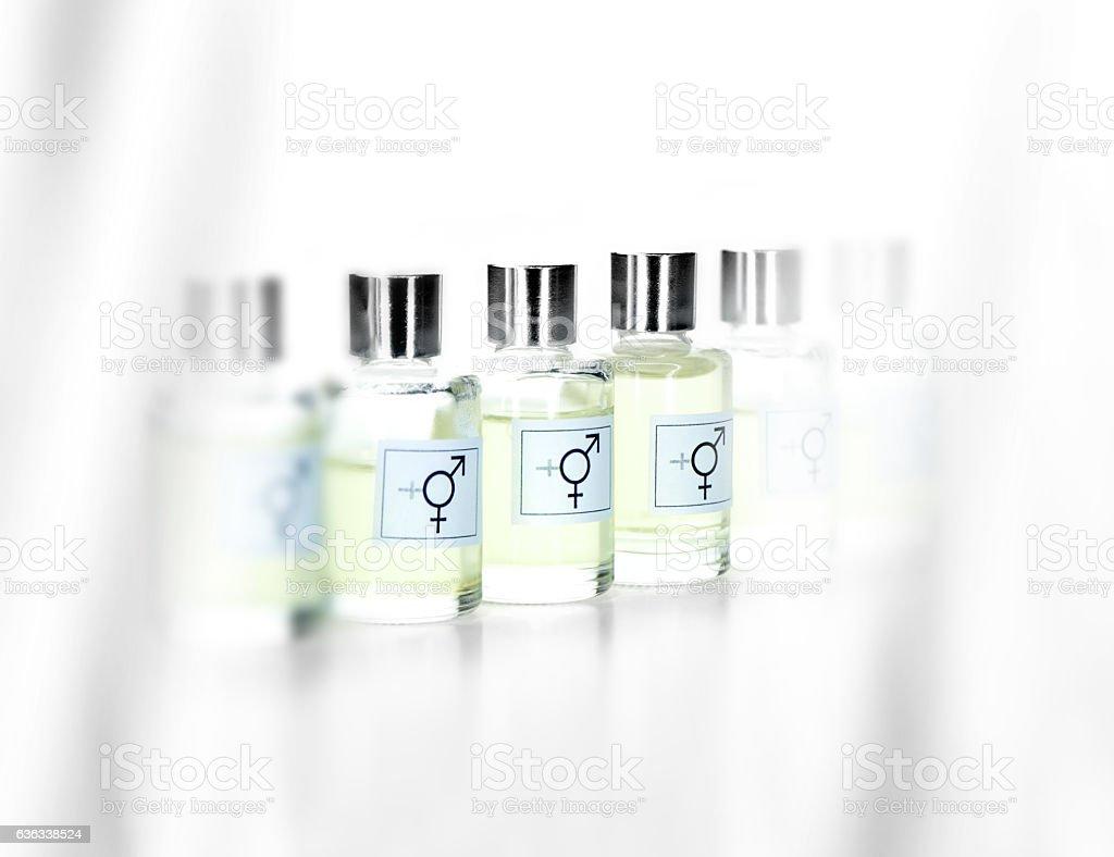 Three Person IVF II stock photo