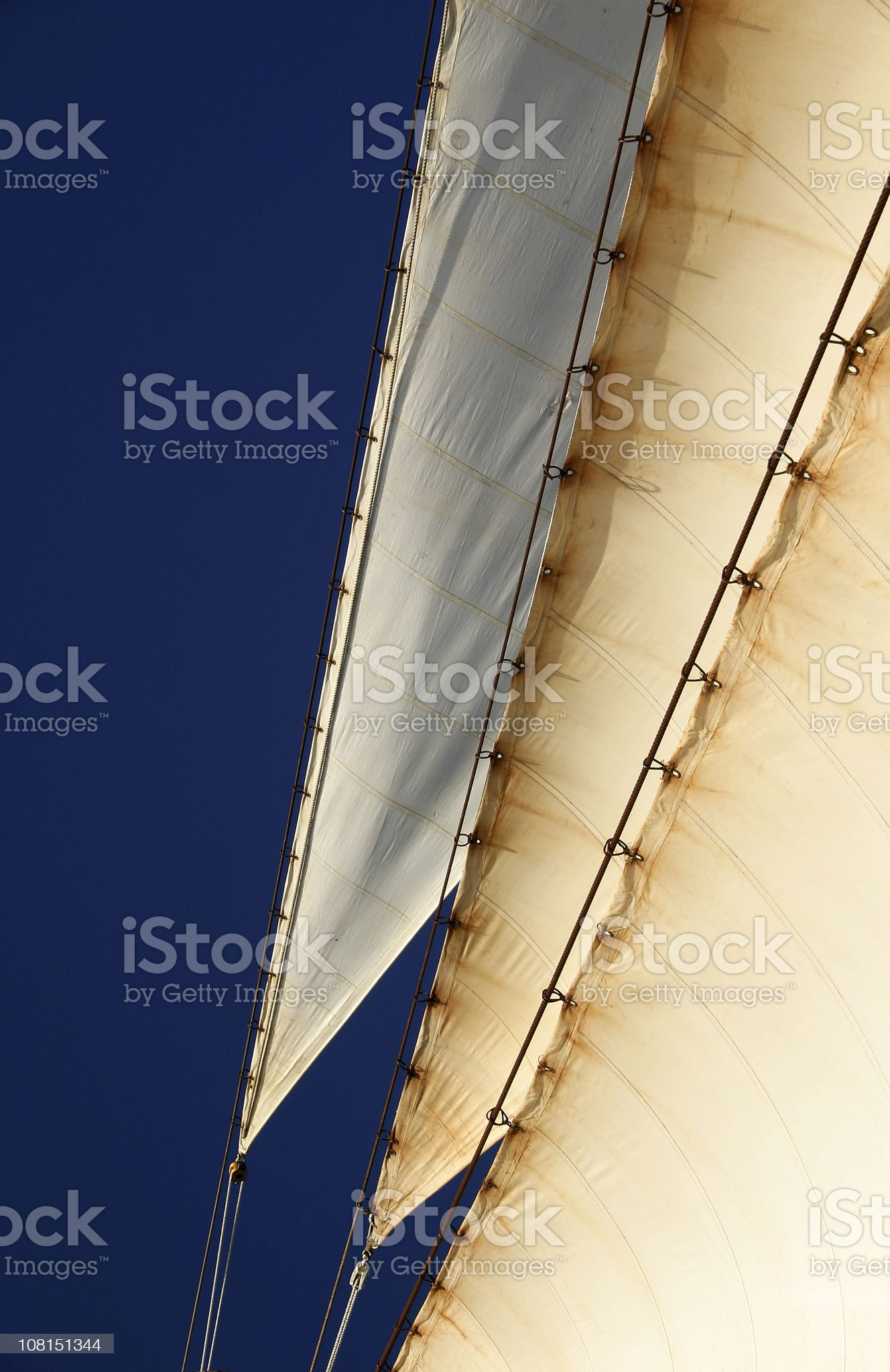 Three Sheets to the Wind royalty-free stock photo