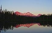 Three Sisters Lake