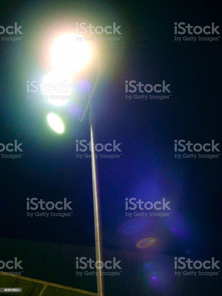 Three Spot Light royalty-free stock photo