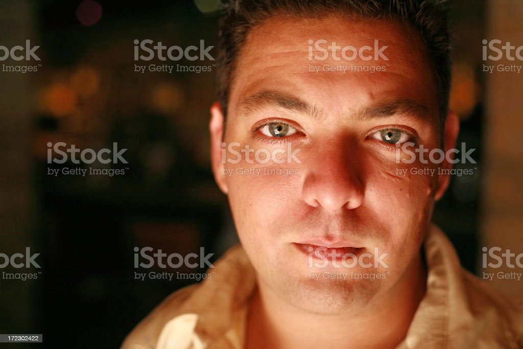 Through These Eyes royalty-free stock photo
