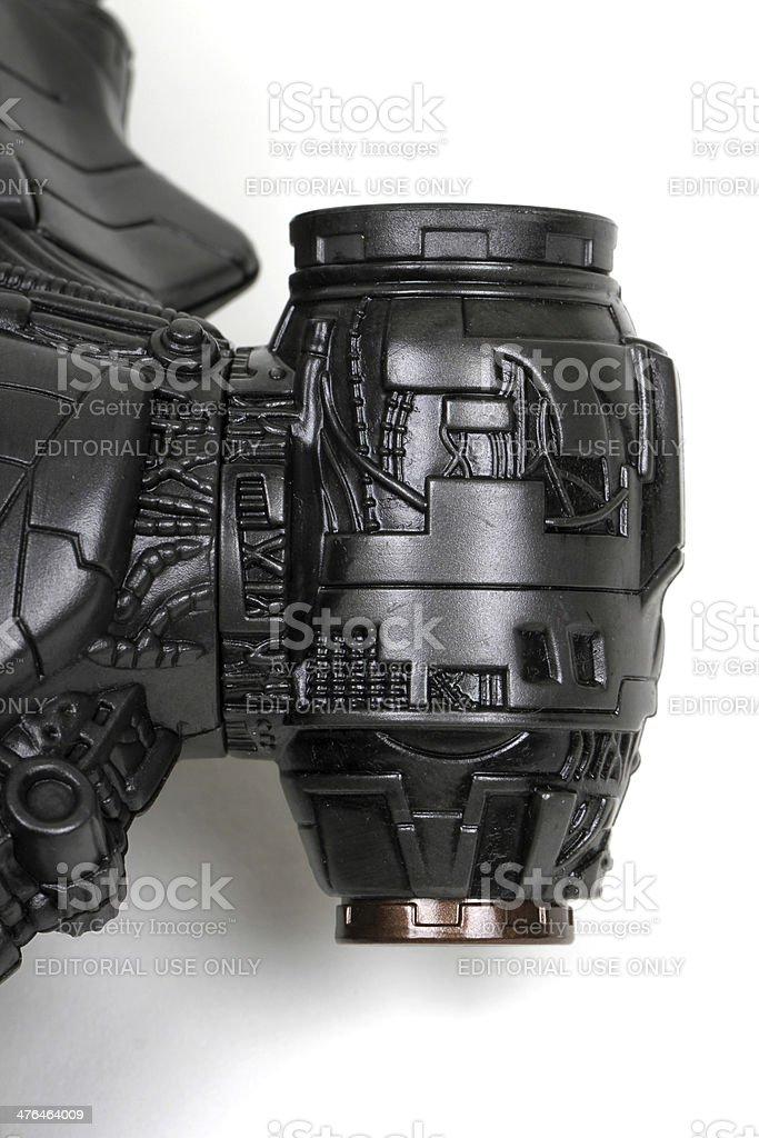 Thrust stock photo