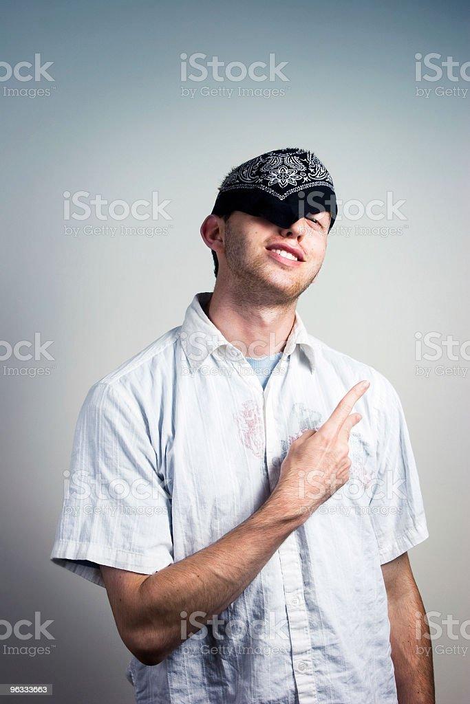 Thug 4 Lyfe royalty-free stock photo