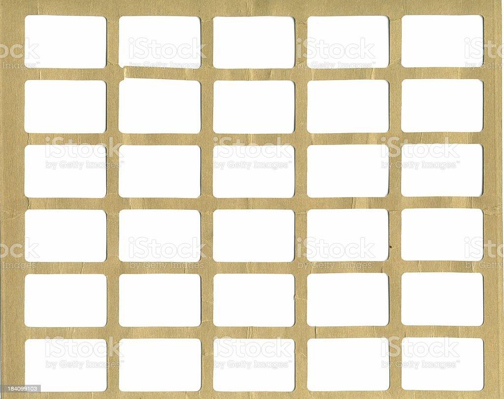 Bildvorschau-Boxen Lizenzfreies stock-foto