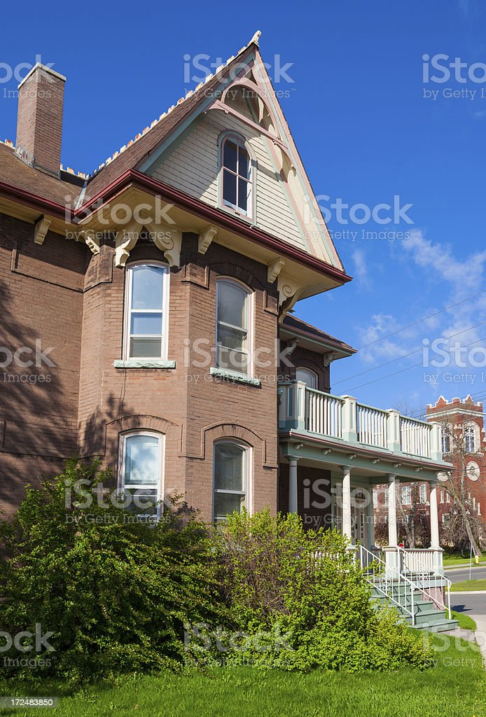 Thunder Bay, Ontario, Canada royalty-free stock photo