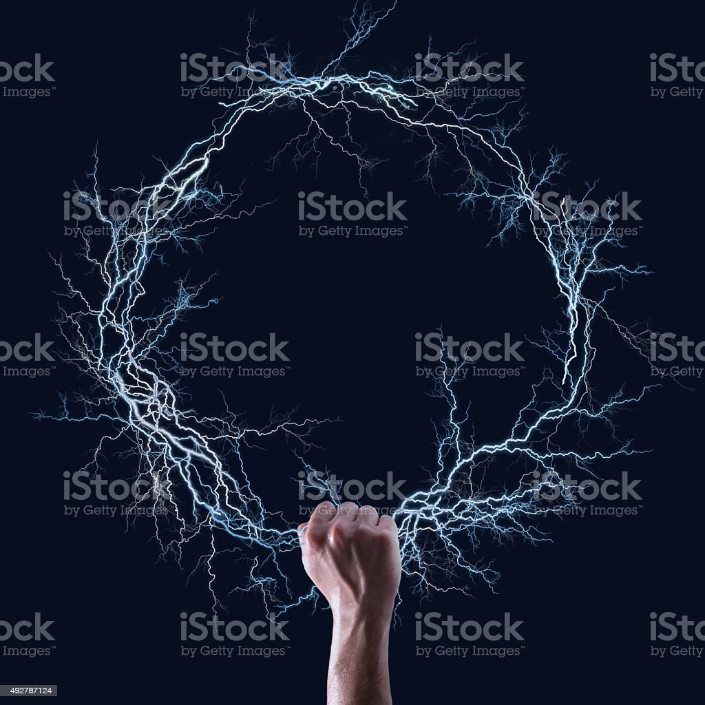 Thunder Ring stock photo