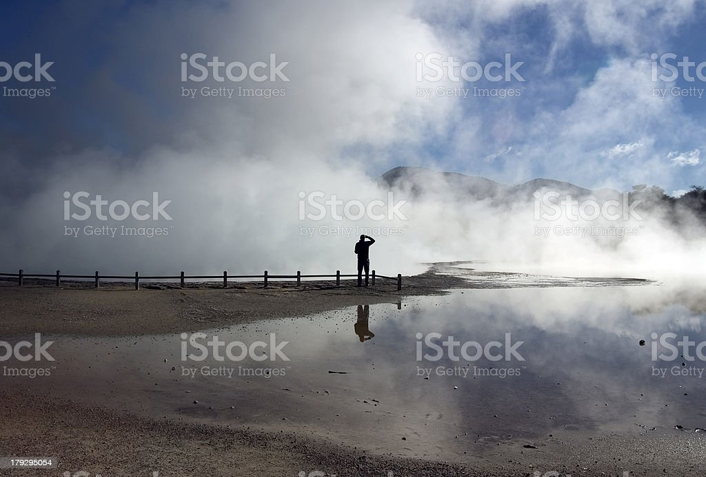 Thurmal Valley stock photo