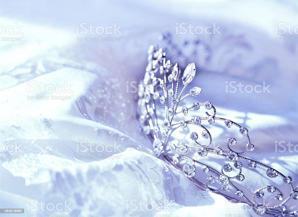 tiara stock photo