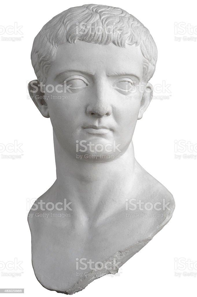 Tiberius stock photo