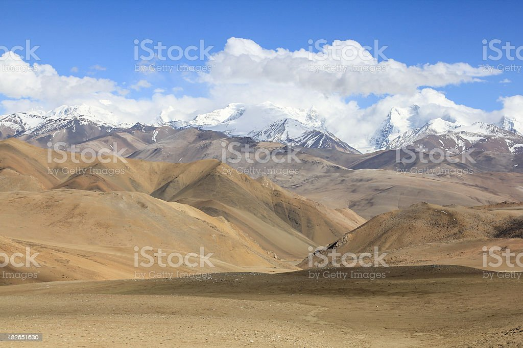 Tibet royalty-free stock photo
