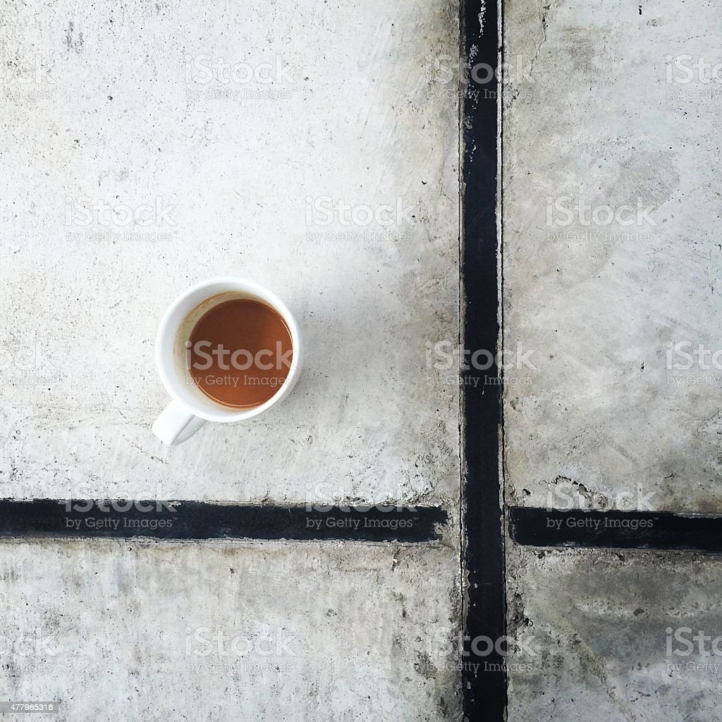 Tic tac Chai royalty-free stock photo