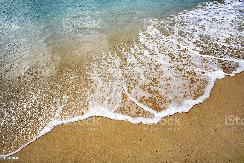 Tide royalty-free stock photo