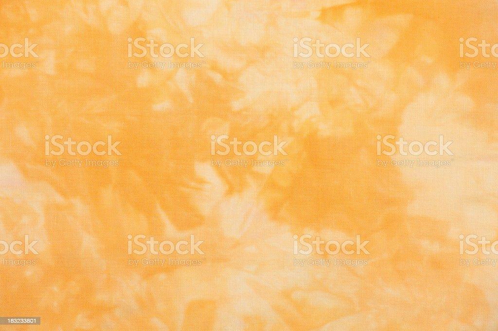 Tie dye fabric royalty-free stock photo