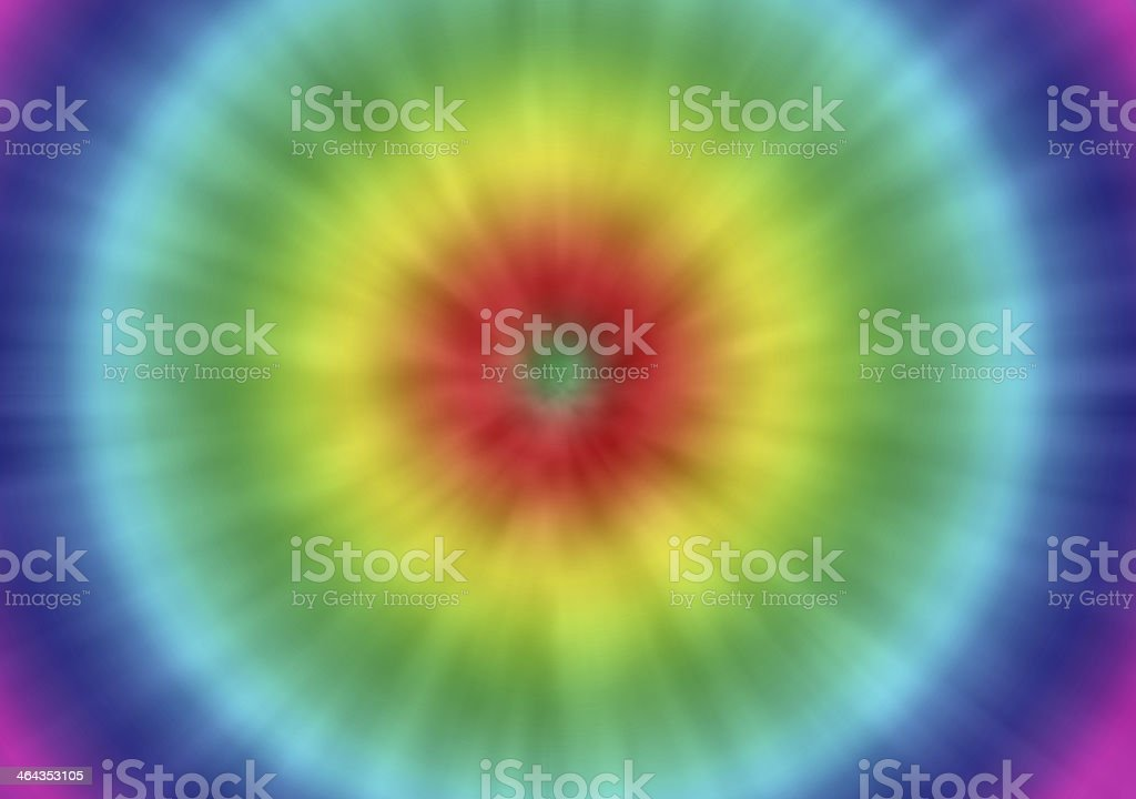 tie dye retro background stock photo