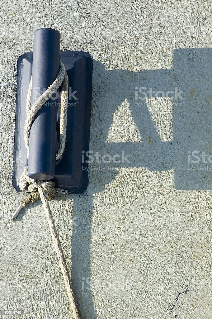 Tie up royalty-free stock photo