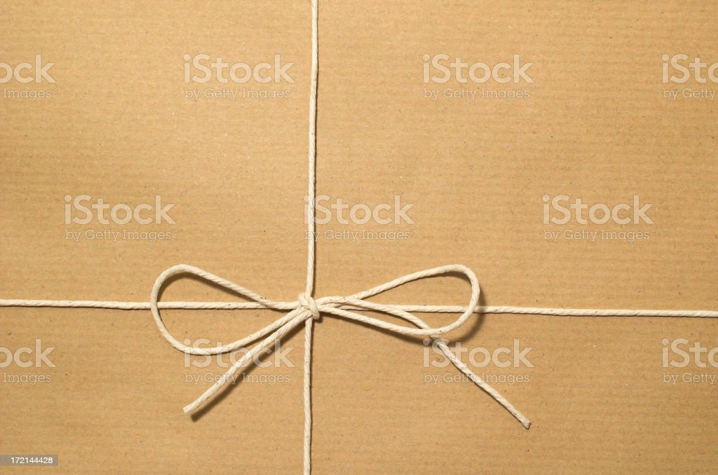 tied up royalty-free stock photo
