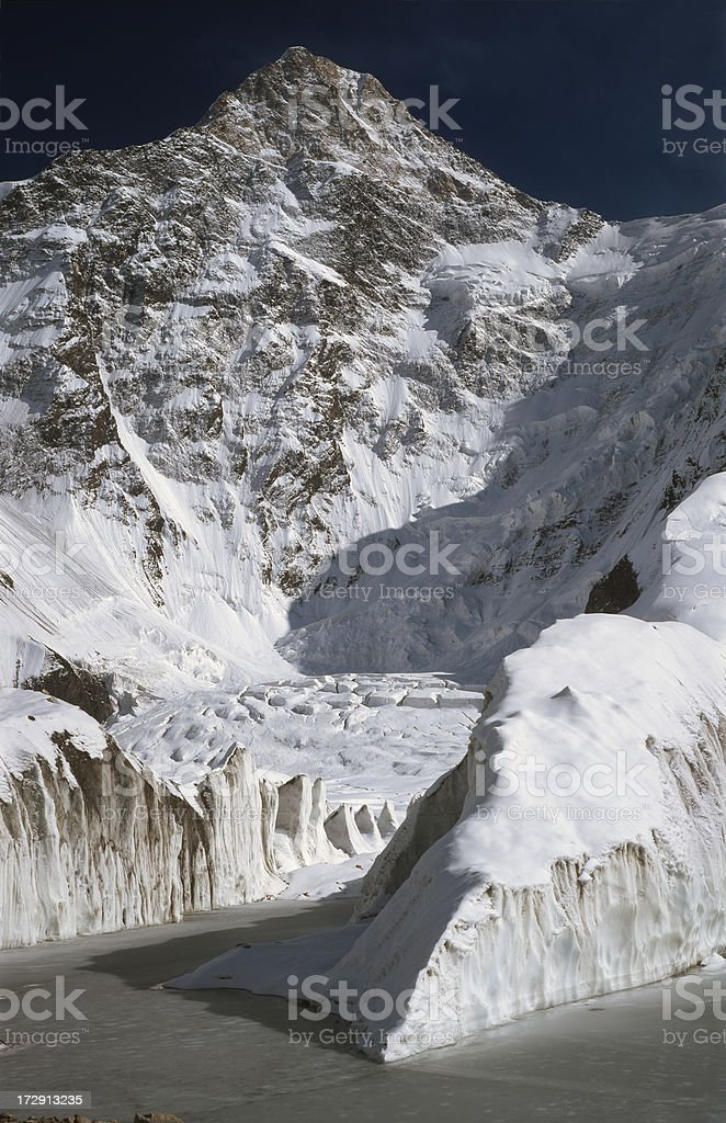 Tien Shan Mountains. Kazakhstan. royalty-free stock photo