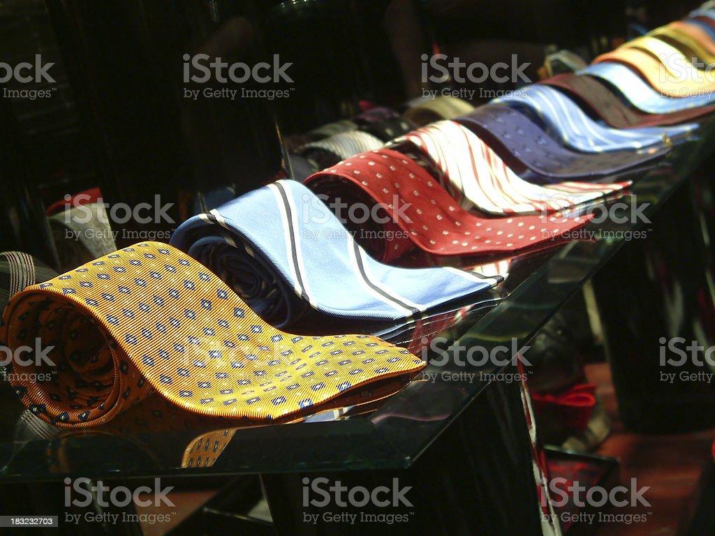 ties #1 stock photo