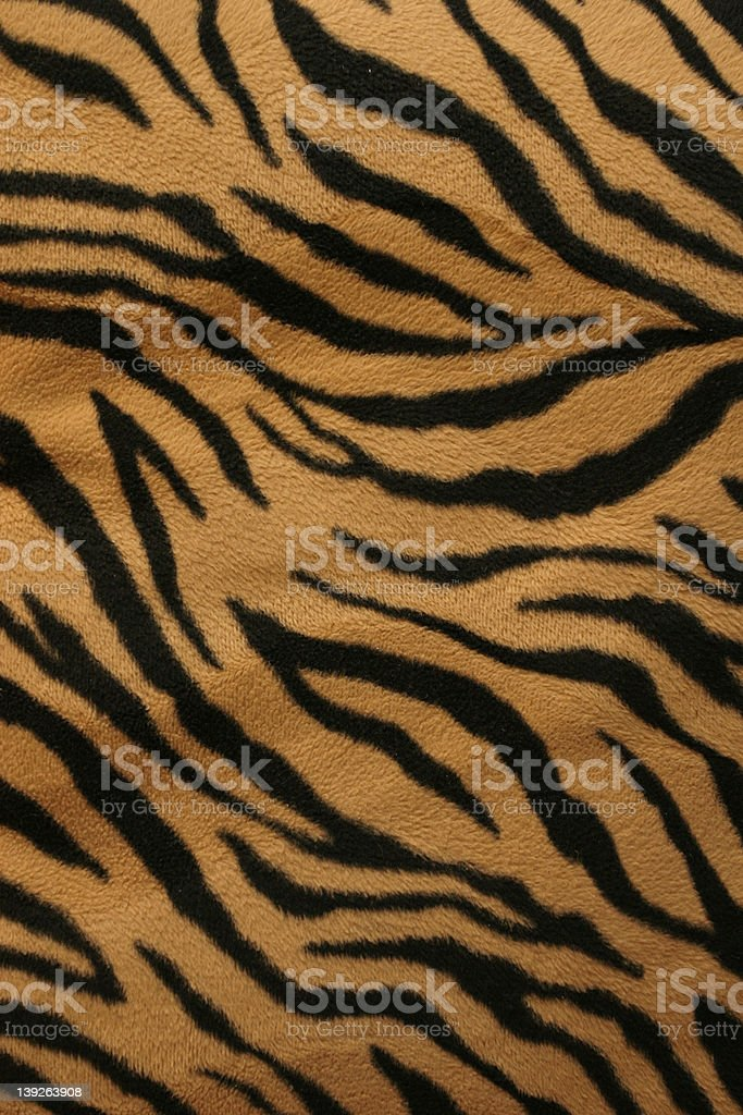Tiger Strips Vertical stock photo