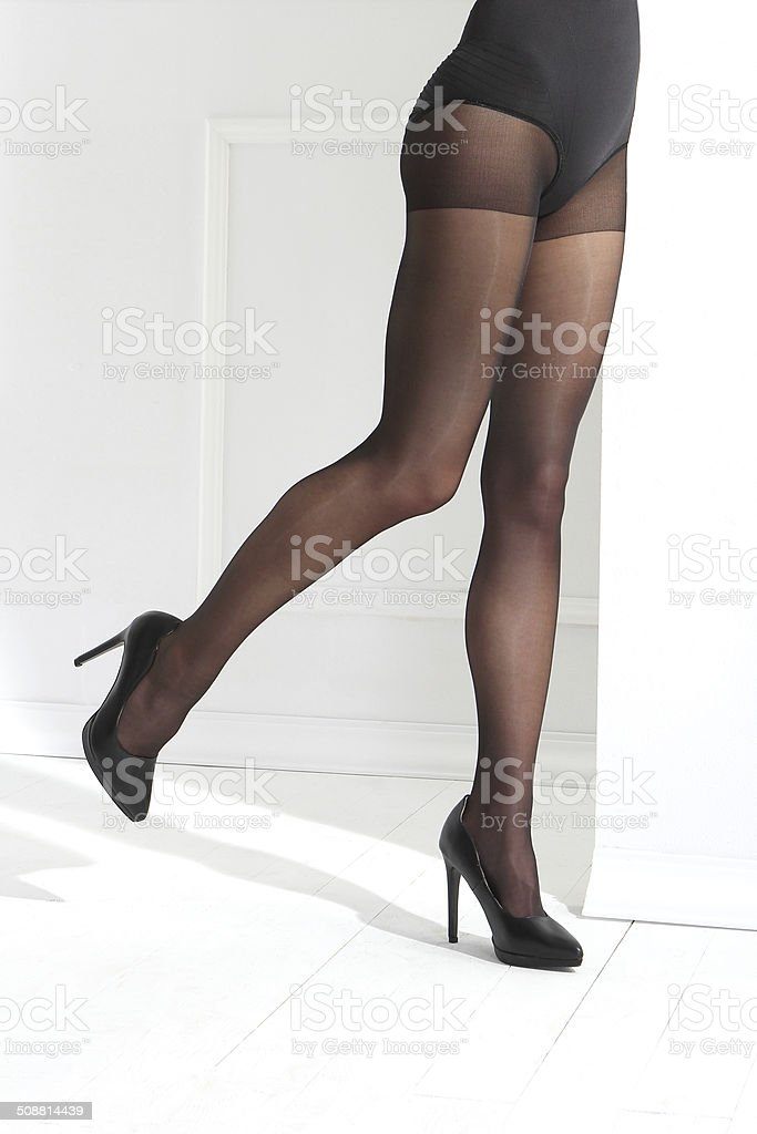 Tights stock photo