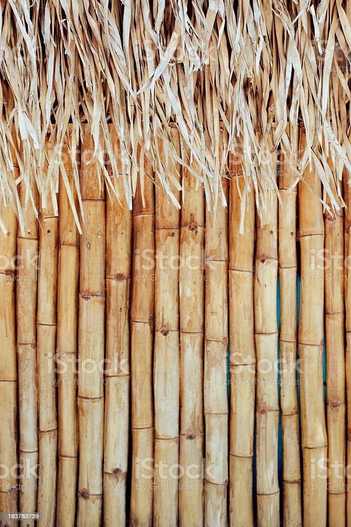 Tiki Background stock photo