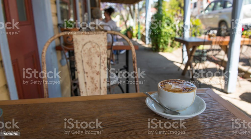 Tilba old village in Australia stock photo