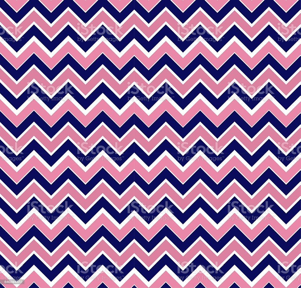 Tile chevron seamless pattern background; Abstract stripped geom stock photo