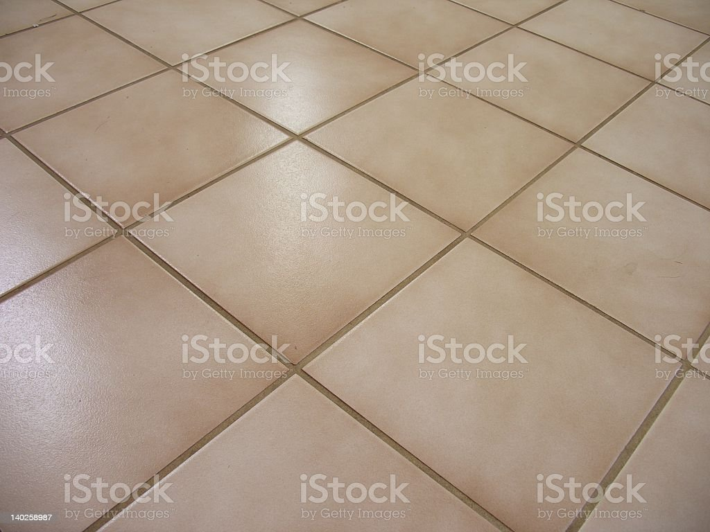 Tile floor royalty-free stock photo