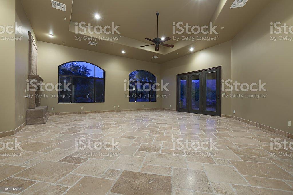 Tile Flooring stock photo