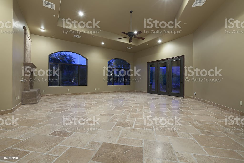 Tile Flooring stock photo