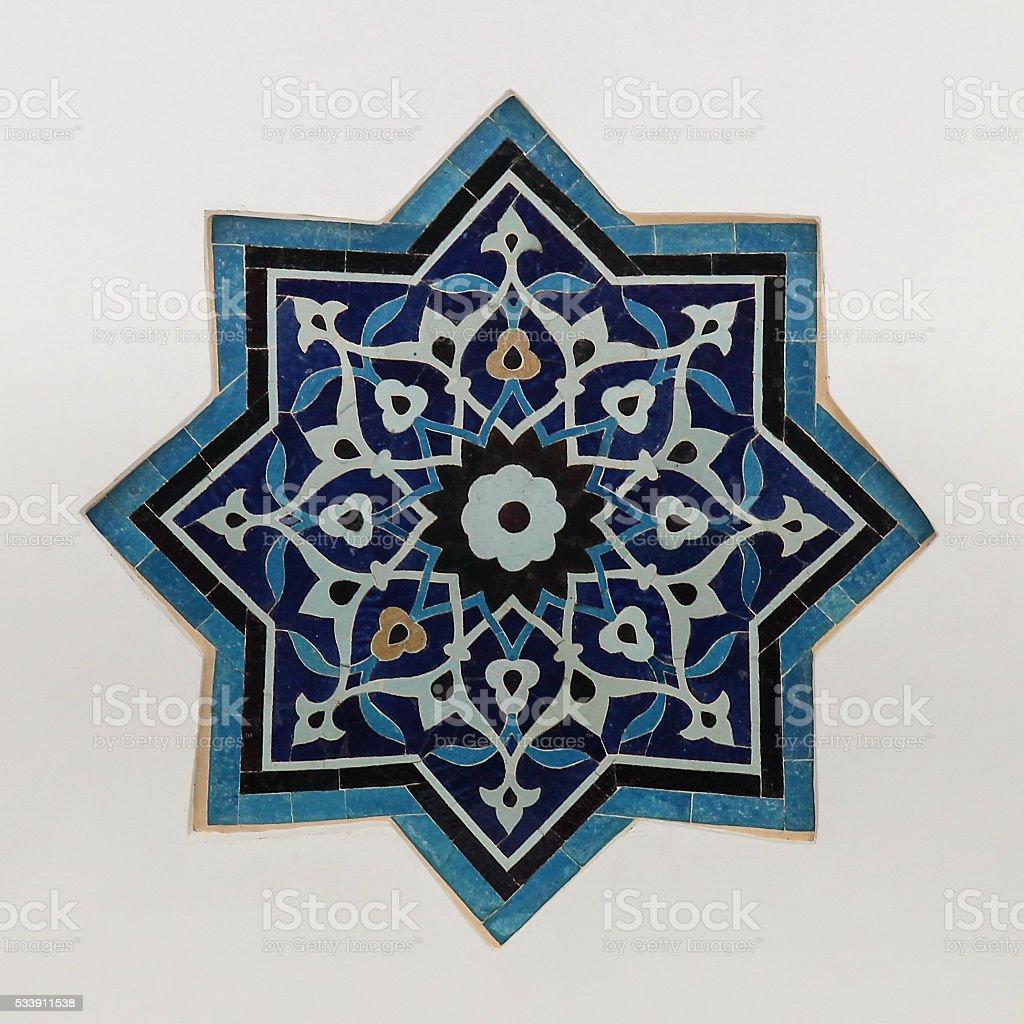 tile inlay stock photo